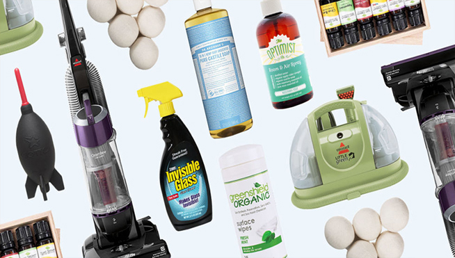 Kitchen Clean Products