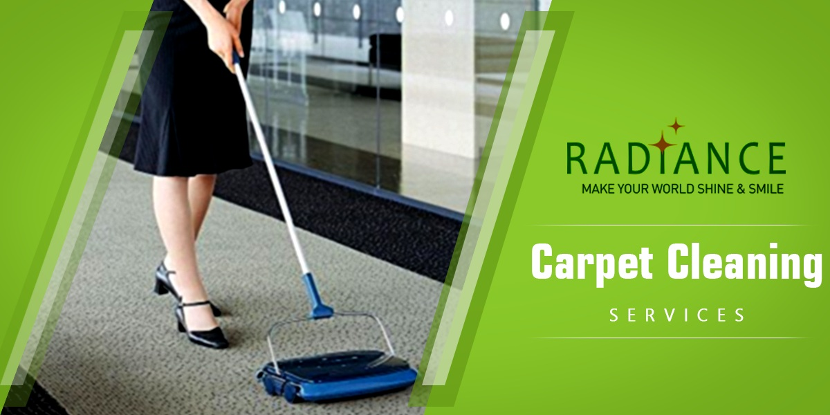 Carpet Cleaning Services in Delhi