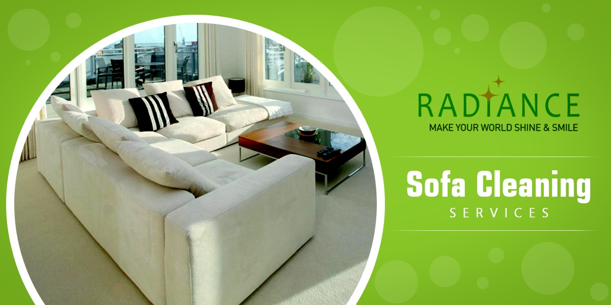 Sofa Cleaning Services in Delhi