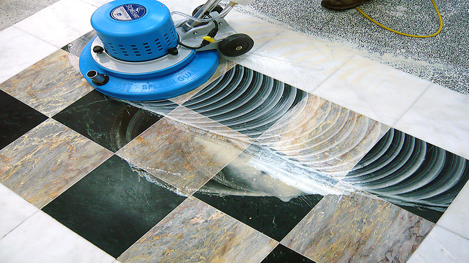 Floor Polishing Services Delhi