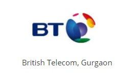 British Telecom, Gurgaon