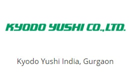 Kyodo Yushi India, Gurgaon